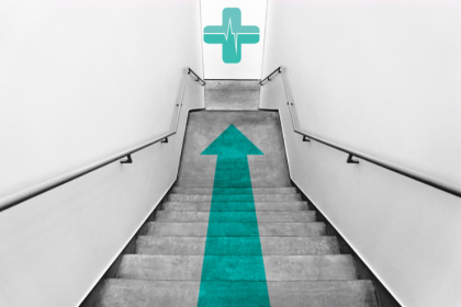clear call-to-action for patients