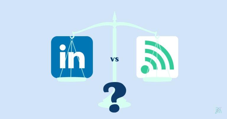 Blog Post or LinkedIn Article